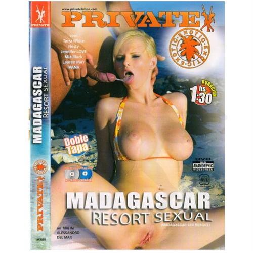 DVD XXX: 'Madagascar Resort Sexual'