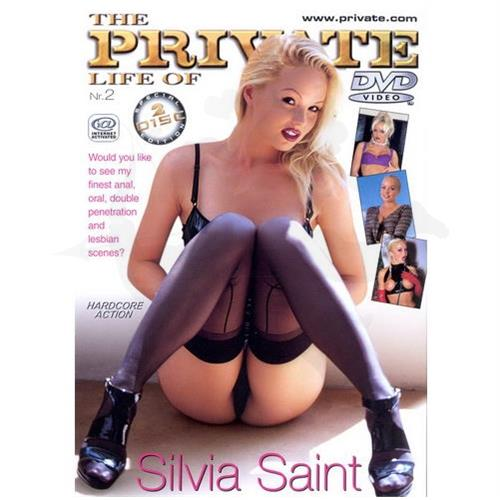 DVD XXX: 'Private Life Of Silvia Saint'