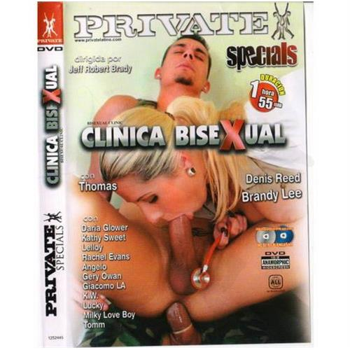 DVD XXX: 'Clinica Bisexual'