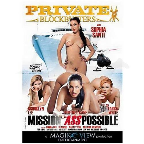 DVD XXX: 'Mission Ass Possible'